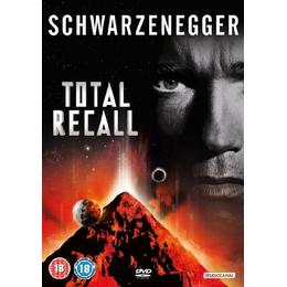 Total Recall Ultimate Rekall Edition [DVD]